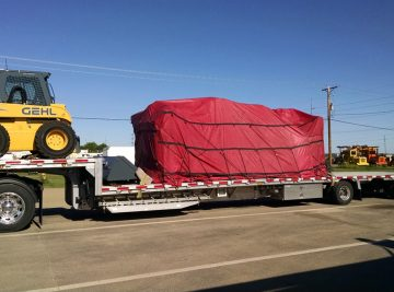 Tarped Load