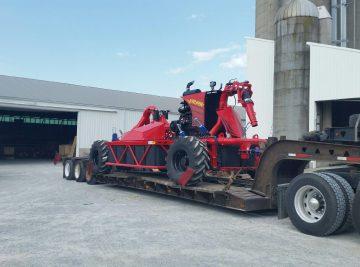Agitator (Agricultural equipment)