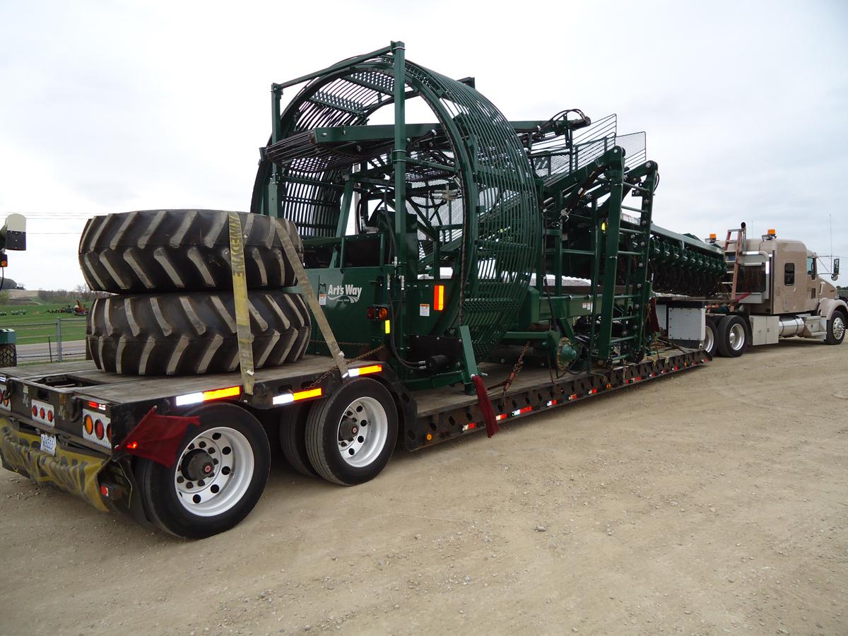 Beet harvester (ag equipment)